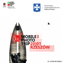Mobile Photo Trip Rzeszów - plakat