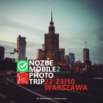 Nozbe Mobile Photo Trip 16|17 - plakat